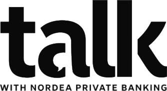 Talk with nordea private banking logo